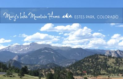 Photo for Spectacular Views, New, Family Friendly, AC, ideal location near RMNP&Marys Lake
