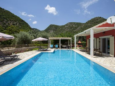 Photo for -10%: Villa Niriides - Private secluded villa with very big swimming pool