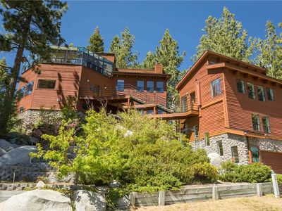 Photo for Gorgeous Mountain Home with Breathtaking Lake and Mountain Views Close to Lake (LK21)