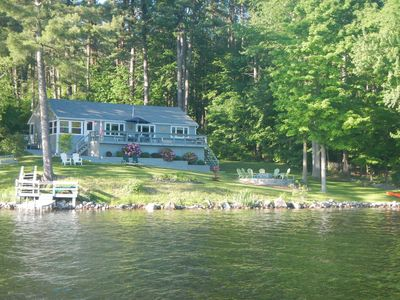 Photo for Waterfront Oasis w/Breathtaking Views & Priv Doc. Boat Rental Nearby. Free WiFi!