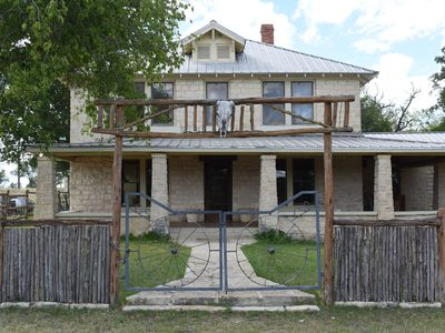 Photo for 1900's Old Settlers Ranch House