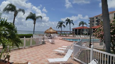 Photo for Beautiful 2 bed, 2 bath condo on lovely Isla del Sol, St. Petersburg, Florida