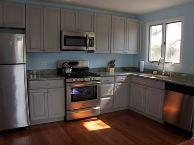 Photo for Charming Family Friendly Barnegat Light Bay-Side Beauty