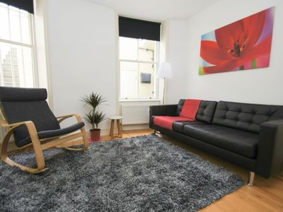 Photo for Matilda Apartment: 2 bed, 2 bath, sleeps 6, close to seafront and Hove, WiFi