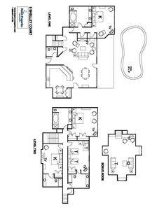Layout of our home