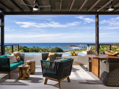 Photo for Luxury apartment with stunning views of Las Marietas Islands