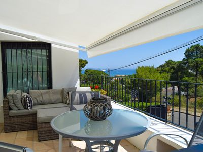 Photo for House 500 meters from the Platja del Racó -Begur.Cap. 6 people.Pool. A/C. Wifi.
