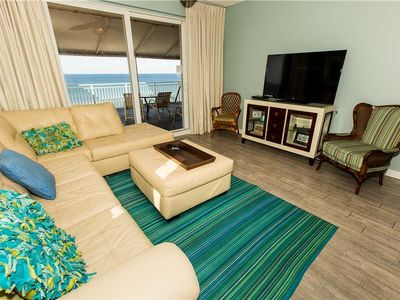 Photo for Supreme Decor And Updated Furnishings Featuring A Covered Balcony