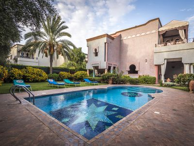 Photo for AL YASMINE Luxury villa Marrakech