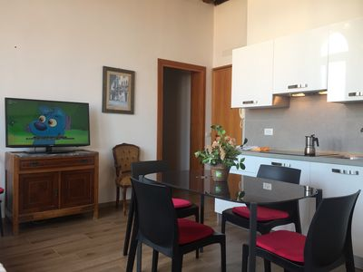 HOUSE TINTORETTO VIEW, COMPLETELY RENOVATED, REAL CENTER OF VENICE