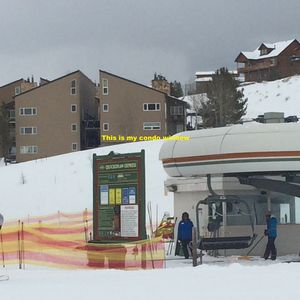 Photo for Ski in/out, Granby Ranch, Mtnside 116, Between Winter Park & Rocky Mnt. Park
