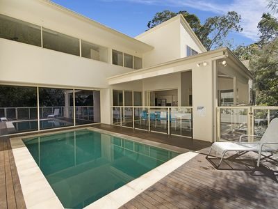 Photo for Pet Friendly Haven in Noosa Heads Little Cove - 4 Baywoods, 1 - 7 Bayview Road