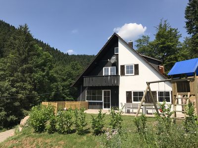 Photo for Black Forest Luxury Chalet Lohmühle