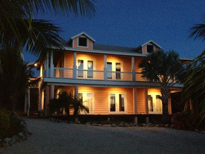 Plantation Style Home overlooking breathtaking beach........Total Privacy !!!!