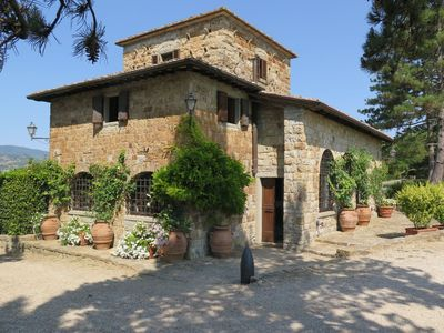 Photo for Stunning Tuscan House - Il Cicalino close to Anghiari & Caprese Michelangelo