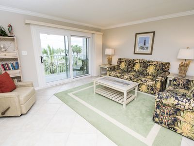 Photo for Gulf front, 2BR/2BA, Pool, WiFi in Sand Cliffs on 30a