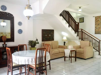 Photo for 3 BR Modern Javanese Style