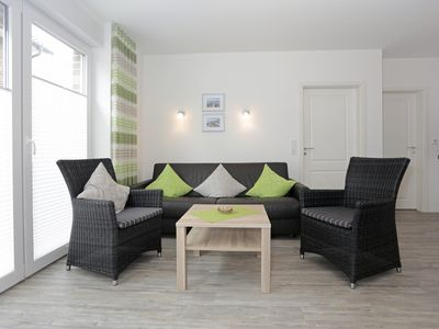 "Photo for ""Schilfdüne"" new flat with 2 bedrooms and terrace for max. 4 people"