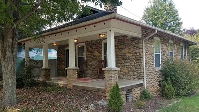 Photo for Tommy's Stone Cottage in Downtown Waynesville