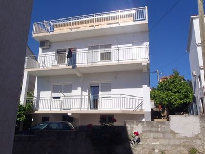 Photo for Apartments Anto, (14421), Okrug Gornji, island of Ciovo, Croatia