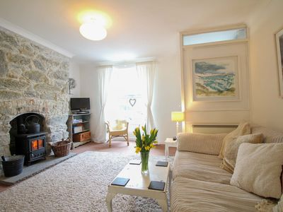 Photo for Trevennen Cottage -  a holiday cottage that sleeps 5 guests  in 3 bedrooms