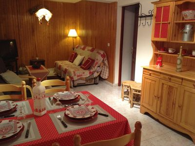 Photo for DOWN OF CHALET COQUET APARTMENT T2