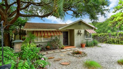 Photo for comfortable and updated house near down town Sarasota walking distance