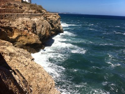Photo for Palma de Mallorca - East Coast - Cottage - Vacation - Espinagar
