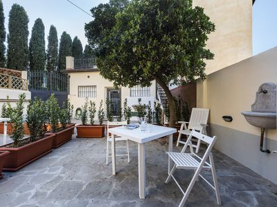 Photo for Fiordaliso - bright, completely renovated, with beautiful garden