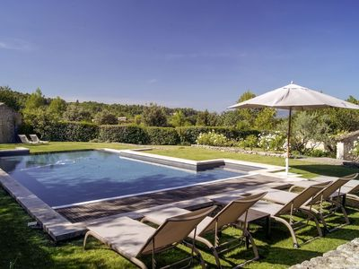 Photo for VILLAS DU LUBERON - Mas Belle Source
