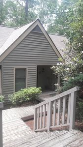 Photo for 2BR Townhome Vacation Rental in Sapphire, North Carolina
