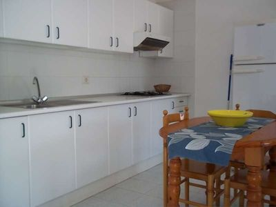 Photo for Apartment DANAE in La Graciosa for 2 persons with terrace and views to the ocean and with WIFI on the go and less than 20m from the sea