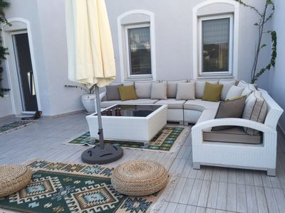 Photo for Beautiful villa in a quiet location within walking distance to Bodrum town