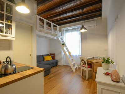Photo for Studio w/ all comforts in the center of Milan, close to Bocconi and Navigli