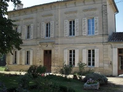 Photo for Bed and Breakfast in the heart of a wine property puisseguin- Gironde