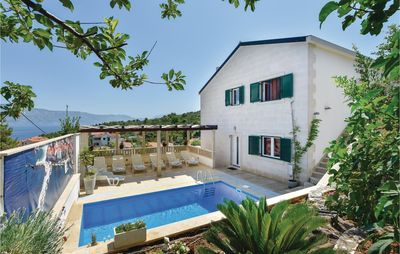 Photo for 8 bedroom accommodation in Postira
