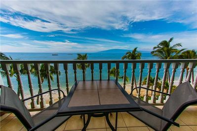 Amazing Oceanfront views!