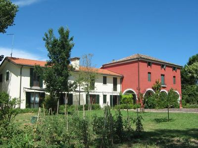 Photo for Holiday apartment Rosolina for 4 - 5 persons with 1 bedroom - Holiday apartment in a farmhouse