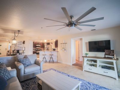 Photo for Stunning 2/2 Condo with views of the ocean across the street. OW13-502