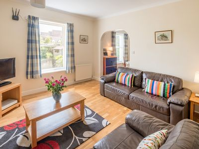 Photo for Luccombe Villa Holiday Apartments - Two Hoots apartment