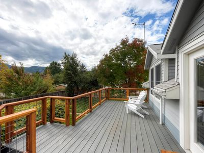 Photo for Spacious Studio Carriage House in the Heart of Boulder - Amazing Mountain Views