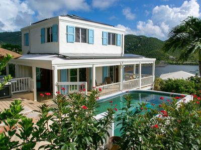 Photo for Seabiscuit, a cute Caribbean Cottage just a stone's throw from Coral Bay Harbor.
