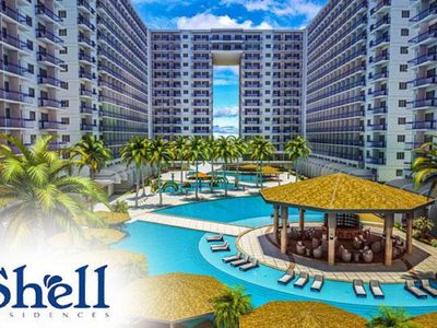 Photo for 1 Bedroom 5 Star Condo Hotel Across MOA - Shell Residences Tower A, Unit 1130