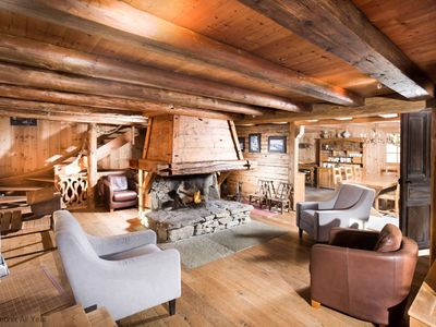 Photo for Chalet le Bornian -  a self catered chalet that sleeps 8 guests  in 4 bedrooms