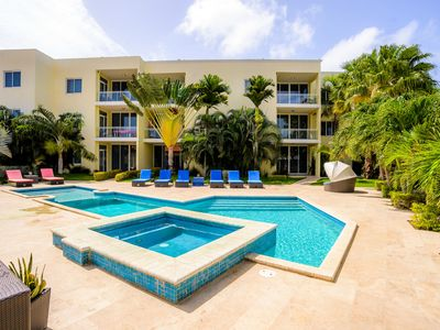 Photo for Luxury Modern 2 Bedroom Apartment With  Balcony. Close To Eagle Beach