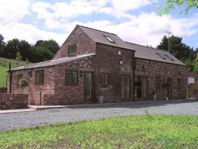 Photo for Superb cottage created out of a mellow brick barn on the edge of Barlow
