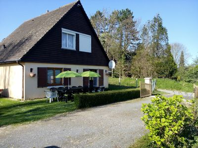Photo for GITE in peace on the edge of the golf course and 10 minutes from the sea for 15 people