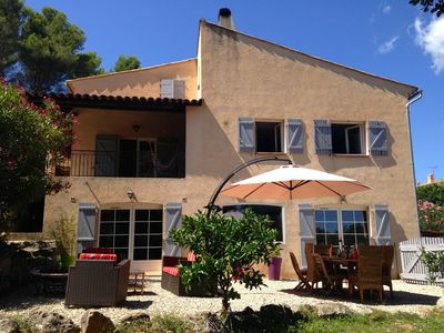 Photo for French Riviera - House 7-8 persons with swimming pool