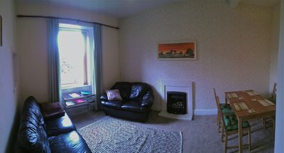 Photo for Roomy first floor flat in quiet street