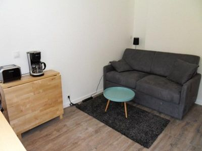 Photo for Apartment Plagne Bellecôte, studio flat, 2 persons